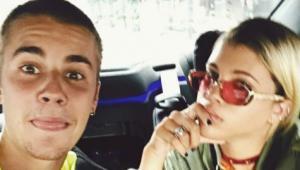 Justin y Sofía.