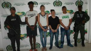 Cuatro capturados por secuestro de juez estadounidense en Cartagena.