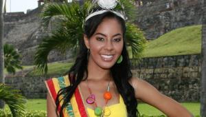 Giselle Marín Ramos, exreina de independencia.