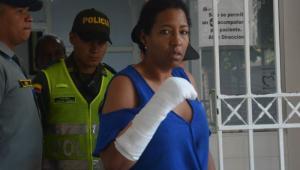 Margarita Rocha fue asegurada porque sospechan que pudo haber matado a Javier Martínez. Un juez le dio casa por cárcel.
