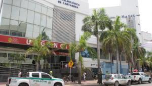 Clínica Cartagena del Mar.