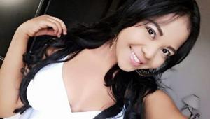 Kelly Palacio, murió al ser arrollada por una ambulancia en la avenida Pedro de Heredia.