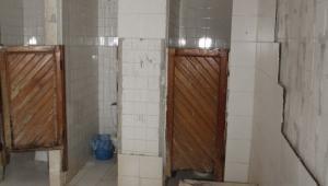 Baños en la cárcel de Ternera