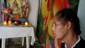 Madre de Wendy Ramírez, cartagenera que fue asesinada en Cereté, Córdoba.