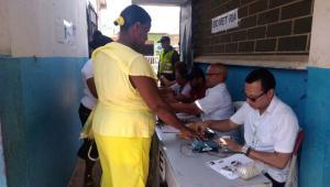 Elecciones en Santa Catalina