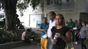 Funcionarios asegurados caso Quiroz