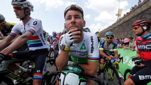 Mark Cavendish, eliminado del Tour de Francia 2018