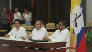 integrantes de las FARC