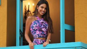 Natalia Blanco Mathieu, señorita Cartagena.