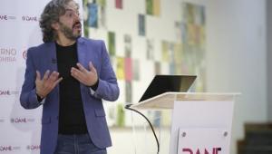 Juan Daniel Oviedo, director del Dane.