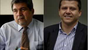 Plinio Olano y Bernardo 'Ñoño' Elías
