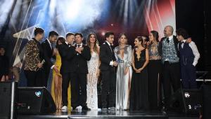 Premios TVyNovelas 2018.
