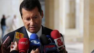Jaime Lombana, abogado.