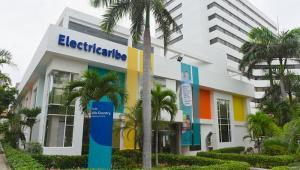 Fachada de Electricaribe