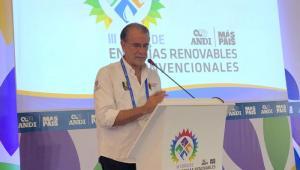 Gobernador del Atlántico, Eduardo Verano De La Rosa.