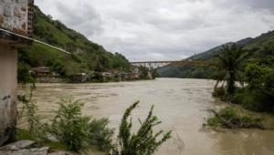 Caudal del río Cauca