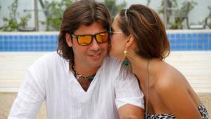Antonio de la Rúa está en Cartagena con su nuevo amor