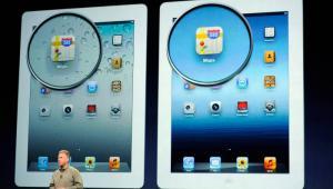 Nueva versión de iPad lanzada este miércoles