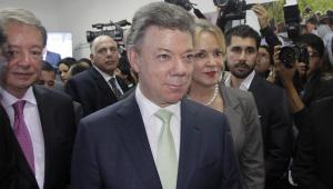 El mandatario anunció ayer que lanzaría su reelección a la Presidencia de la República.