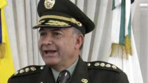 General Óscar Naranjo.