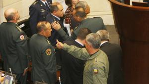 La reforma al fuero penal militar fue declarada inexequible por la Corte Constitucional.