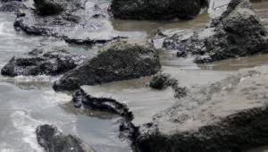 Supuesto hallazgo arqueológico en playas de Crespo.