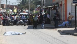 triple homicidio en San Fernando