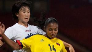 Selección Colombia femenina olimpicos londres 2012