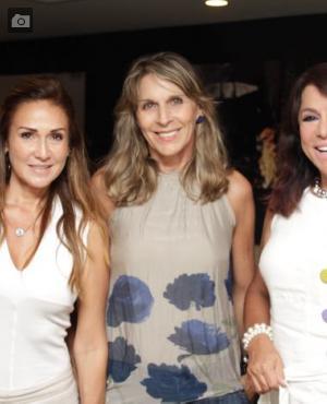 Mary Rodríguez, Katya Tamayo y Mayra Rodríguez.