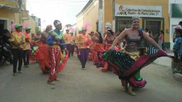 Carnaval de estudiantes