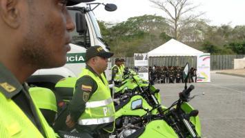 policia de bolivar