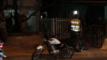 A Rubén Hernández lo balearon junto a la Avenida El Consulado, en la terraza de su casa, en Zaragocilla. Murió.