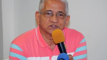 Enrique Ortega Almanza, Delegado de la Registraduría del Estado Civil en Sucre.