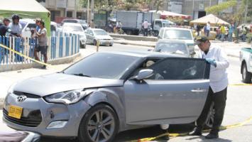 El 6 de marzo pasado, Luis Alberto Coneo De la Rosa y Julio César Coneo González fueron baleados por un sicario cuando iban a bordo de un carro, en la octava etapa de El Campestre. Luis murió casi minutos después, mientras que Julio fue internado en una clínica y murió ayer de madrugada.
