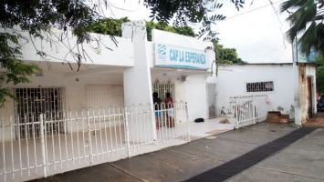 CAP del barrio La Esperanza.