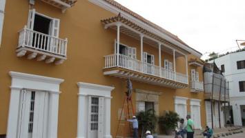 Remodelación en la Casa del Marqués