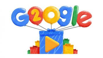 Doodle de cumpleaños de Google