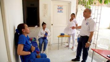 Puesto de salud ESE Cartagena de Indias