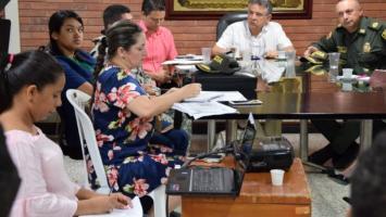 Comité Departamental de Prevención al Consumo de Estupefacientes de Sucre