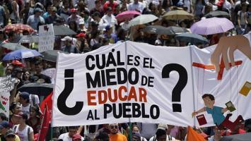 Marcha de los estudiantes