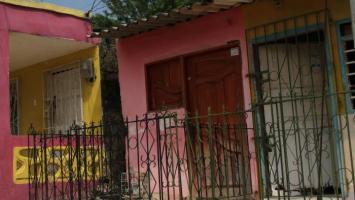 casa en Lo Amador donde mataron a Zulaima Chico.