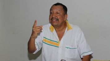 Hernando Pérez, presidente del concejo de San Fernando
