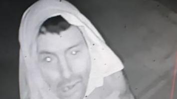 En video quedó registrado el sujeto señalado de matar a Richard Ortuño.