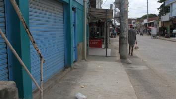 Panadería en el sector Central de El Pozón donde agredieron de muerte a Víctor De las Aguas.
