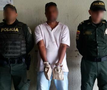 Un hombre al que llaman 'el Viejo' fue capturado por el asesinato de  Libardo Rodríguez.