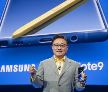 Samsung Galaxy Note 9 DJ KOH