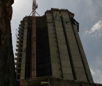Panorámica del edificio Aquarela