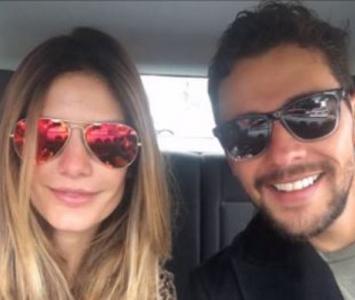 Mabel Moreno e Iván López