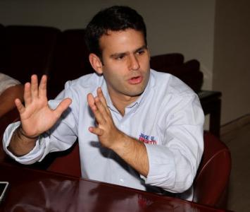 Jorge Benedetti.