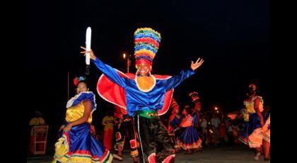 Herencia africana en Cartagena